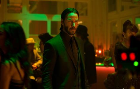 Keanu Reeves stars as John Wick