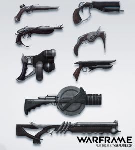 Warframe_TennoGuns