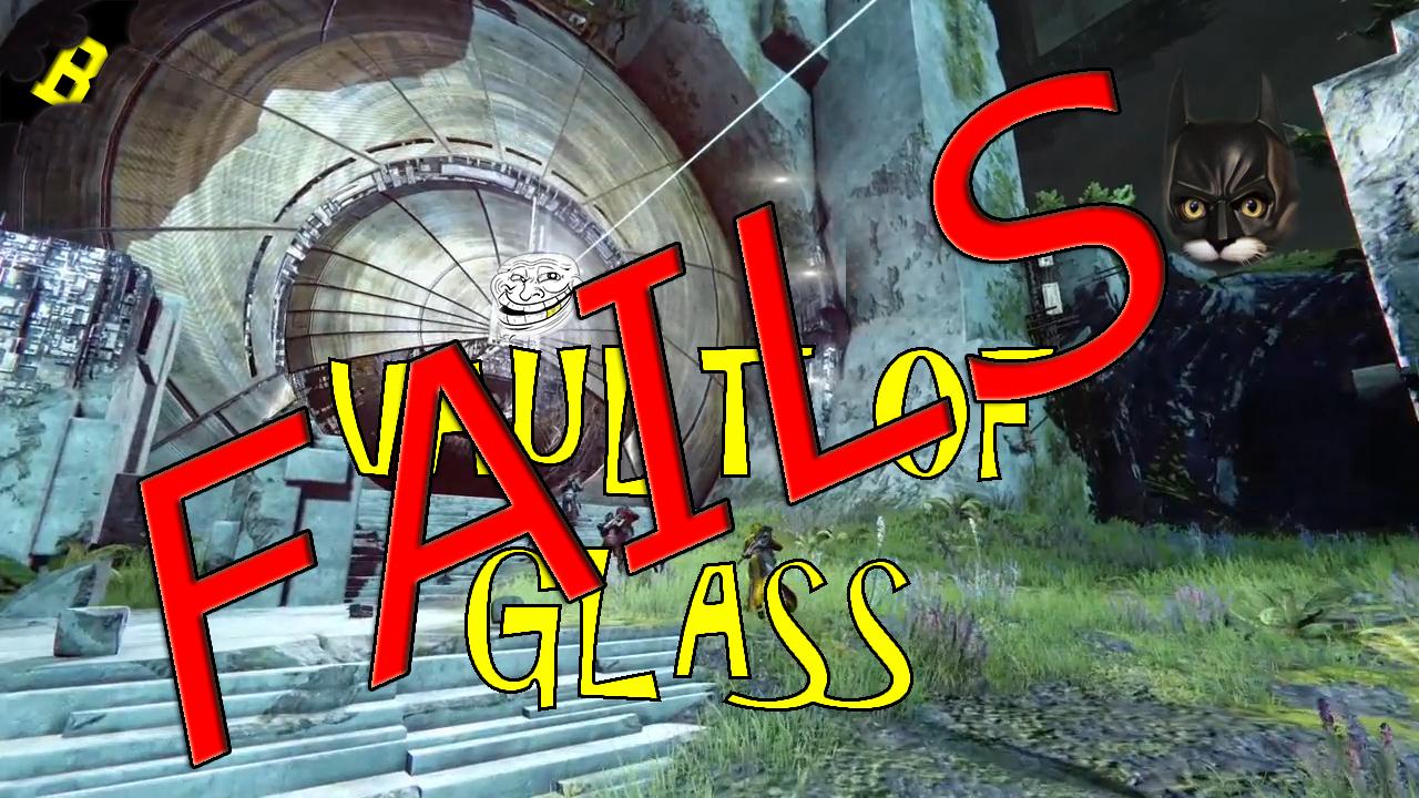 Destiny Fail : Vault of Glass