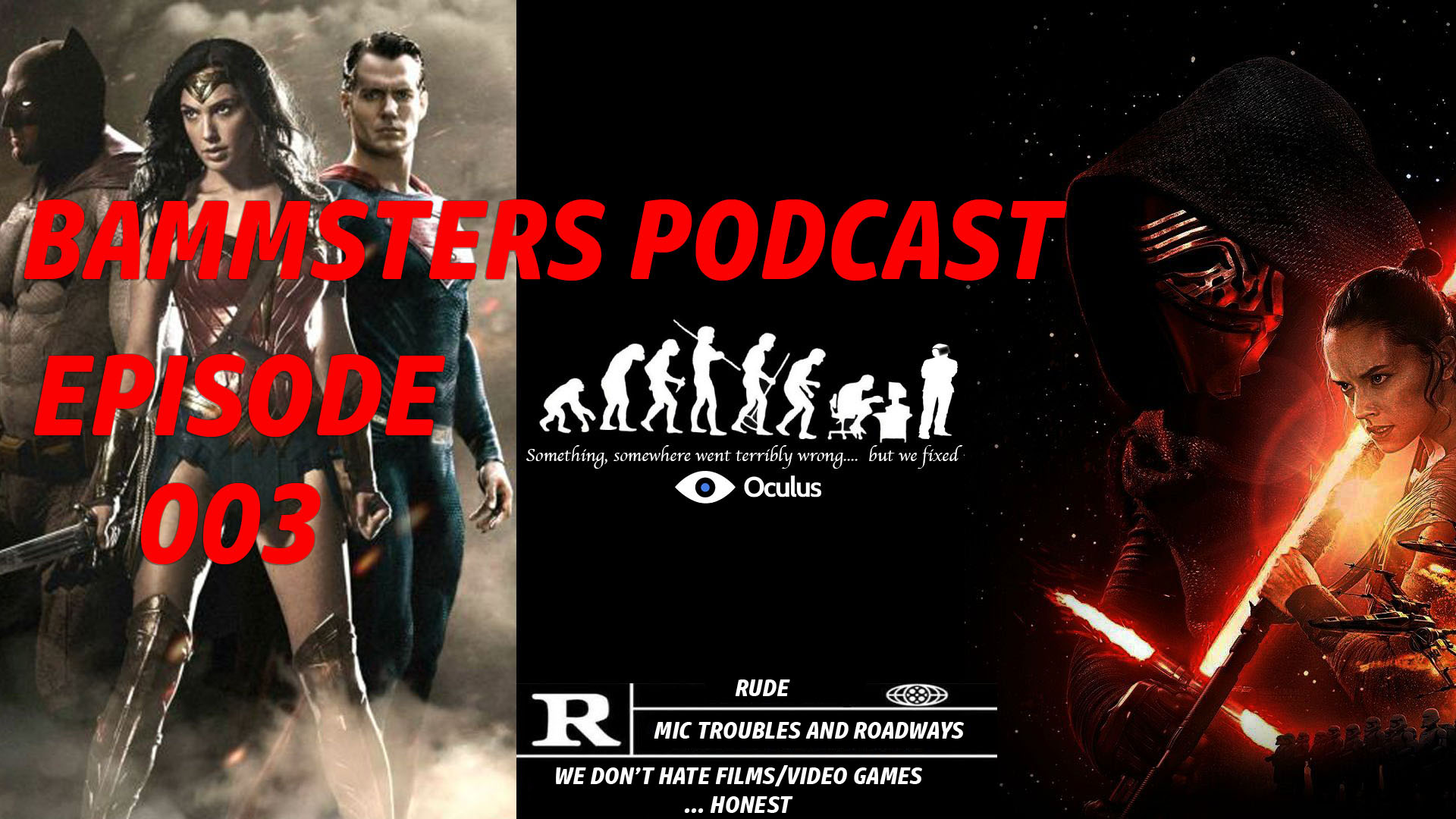 Rated-R – Movies, Bad Mics and More (003)