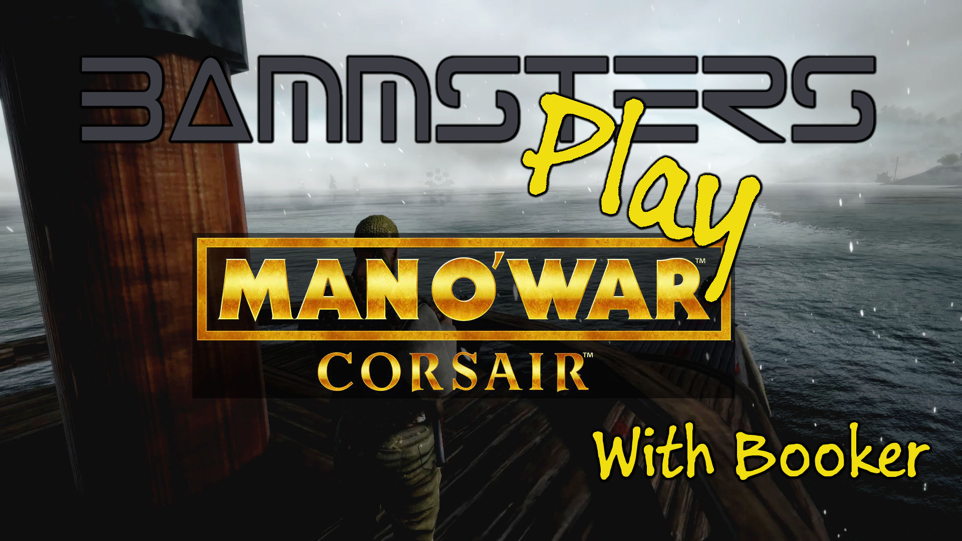 Let's Play Man o'War:Corsair (Early Access)