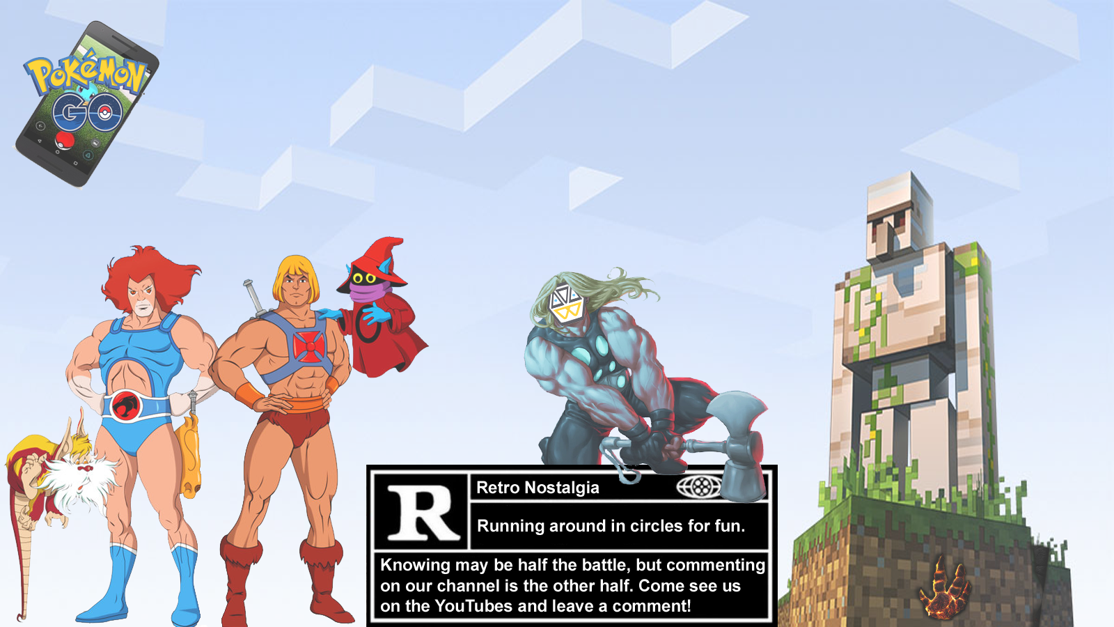 Rated-R – Mo' Comics (028)