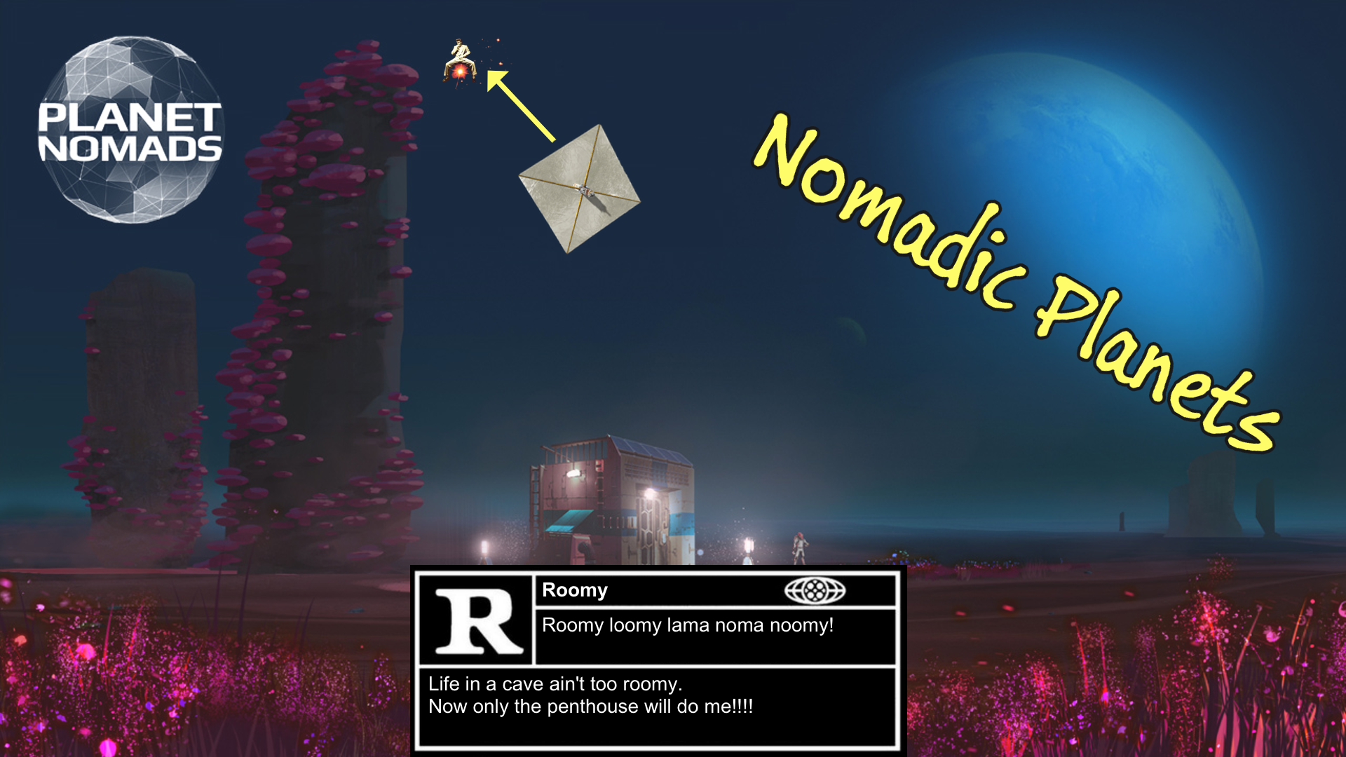 Rated-R – Nomadic Planets (035)