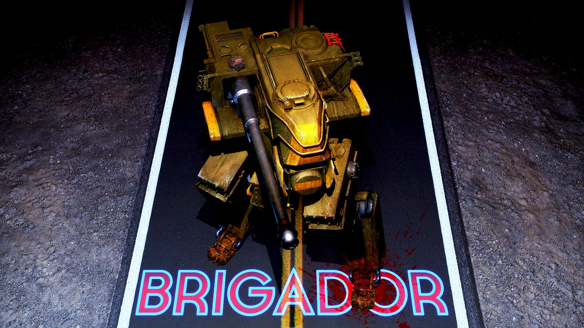 Review: Brigador