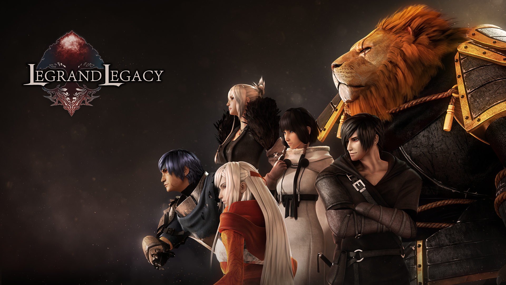 Legrand Legacy : Interview