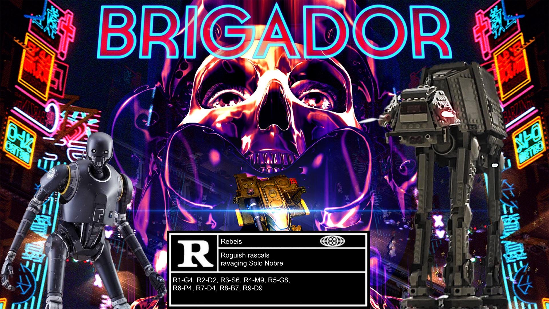 Rated-R – Brigador Jones' Diary (050)