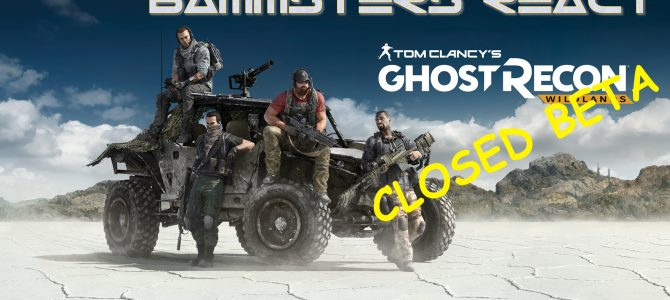 Ghost Recon:Wildlands – G Reacts