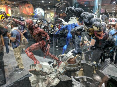 SD ComicCon 2017 – Thursday