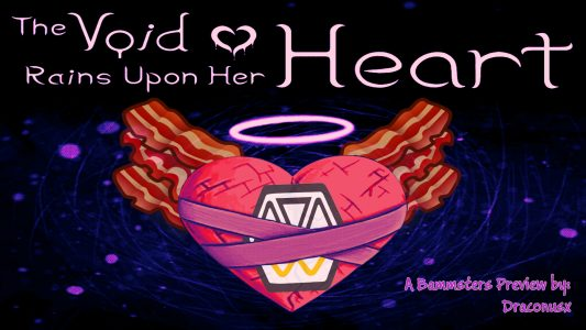 The Void Rains Upon Her Heart – Preview