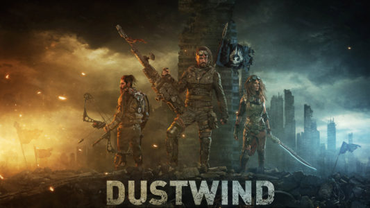 Dustwind  Launches out of Early Access!
