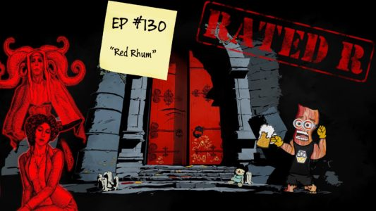 Rated-R – Red Rhum (130)