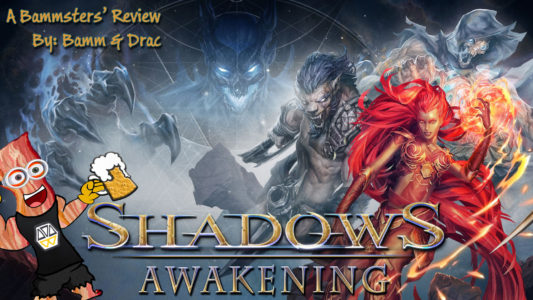 Shadows: Awakening (REVIEW)