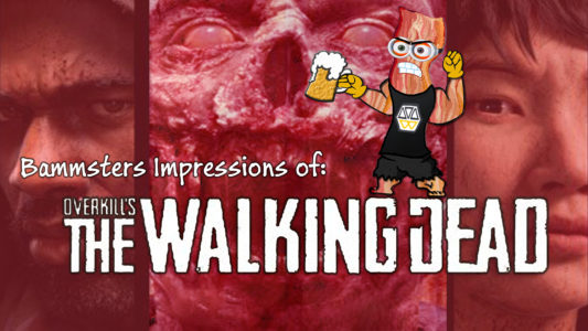 Overkill's The Walking Dead: Beta Impressions