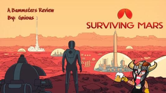 Surviving Mars: A PS4 Review