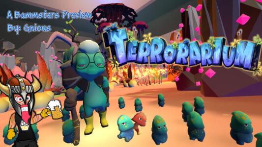 Terrorarium – A Preview