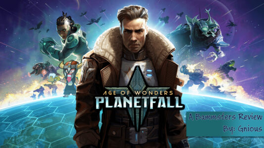 Review: Age of Wonders – Planetfall