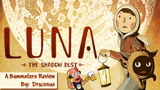 Luna: The Shadow Dust (Review)